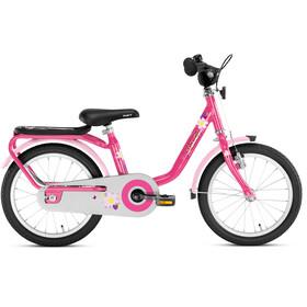 """Puky Z 6 Kinderfahrrad 16"""" lovely pink"""